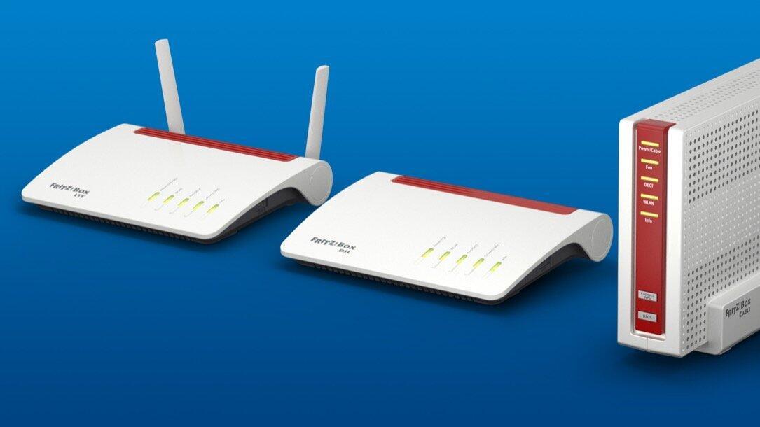 Fritzbox 6890 LTE bringt das Internet auch drahtlos ins Haus