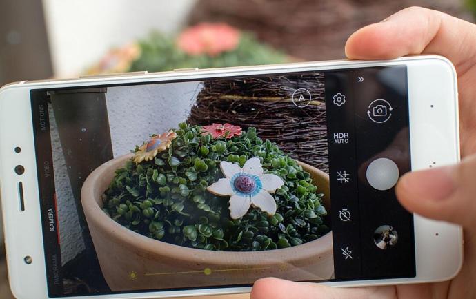 Bq Aquaris X Pro Kamera 1085