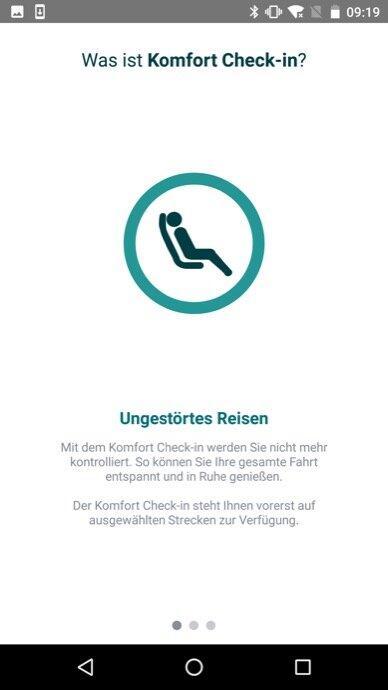 Db Vertrieb Gmbh Db Navigator Android Komfort Check In Screen2 Stand 08 2017
