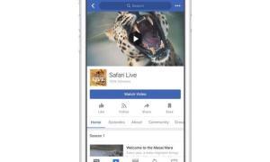 Facebook Watch Iphone