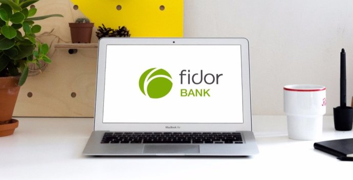 Fidor Bank Header