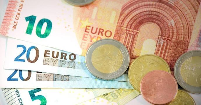 Geld Money Euro