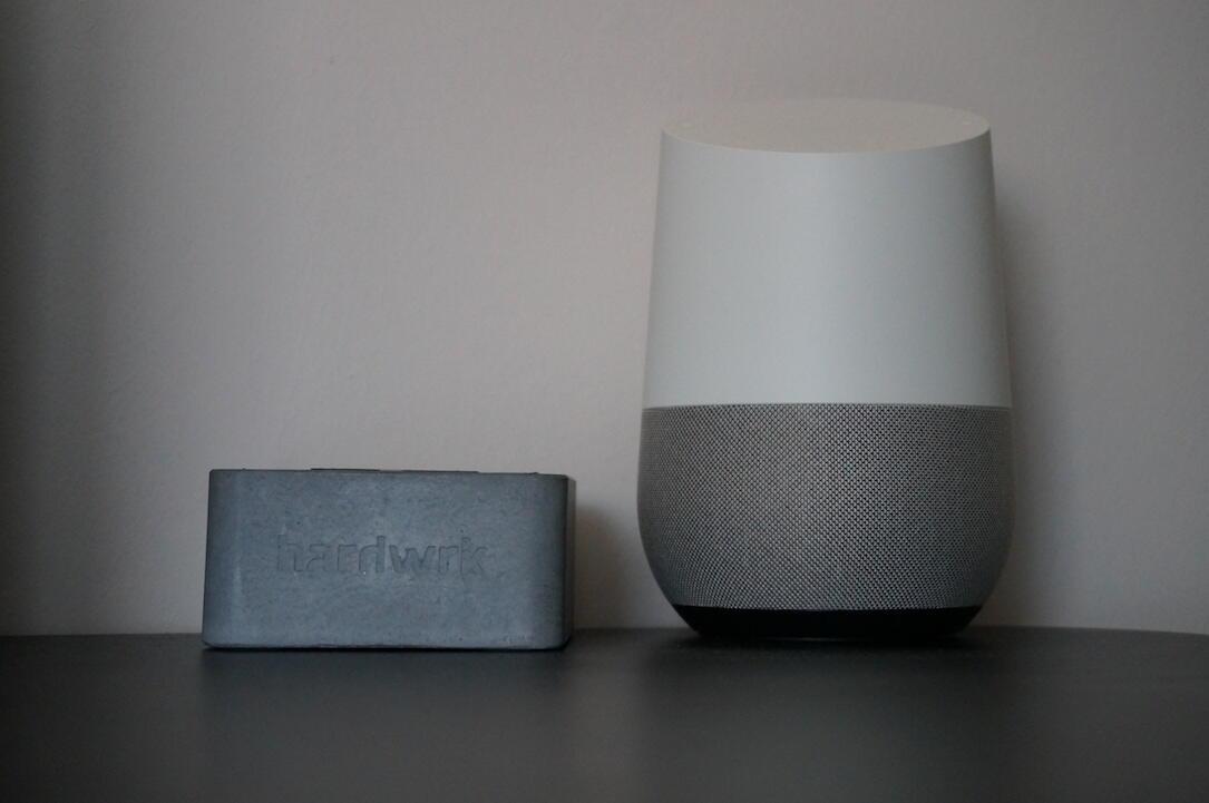 Google Home Test1