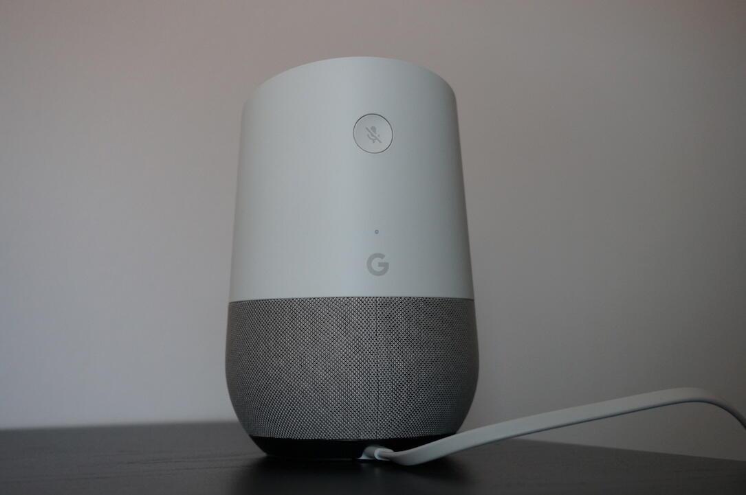Google Home Test6