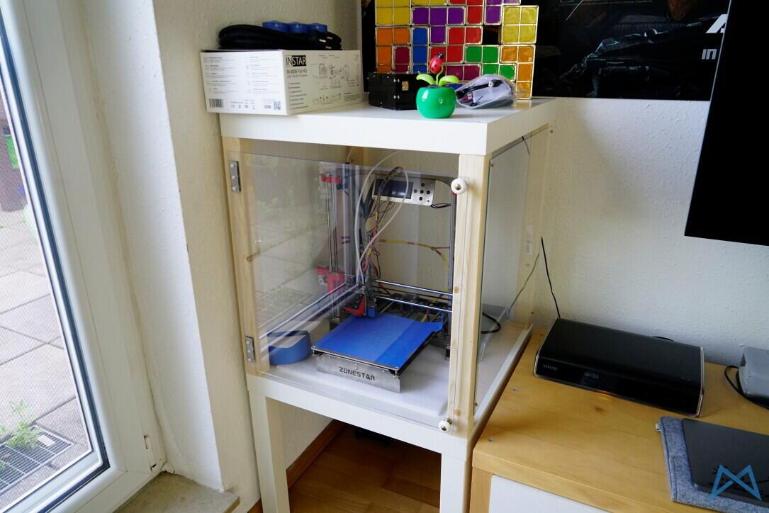 Ikea Lack Hack 3d Drucker Dsc0136