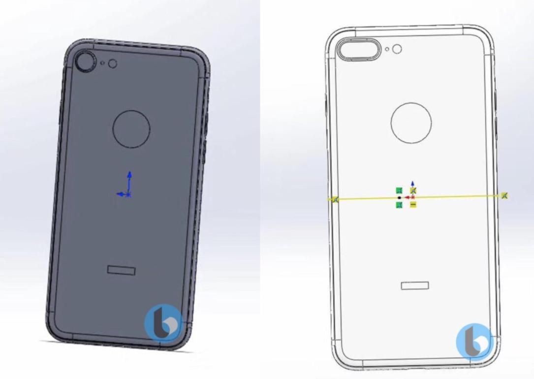 Iphone 7s Plus Cad