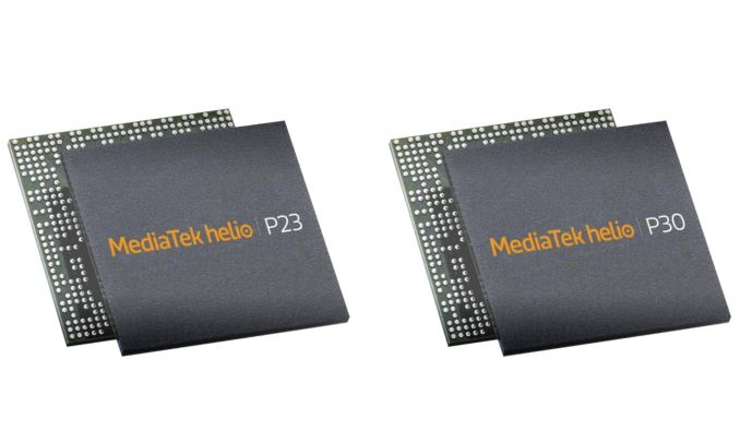 Mediatek Helio P23 30