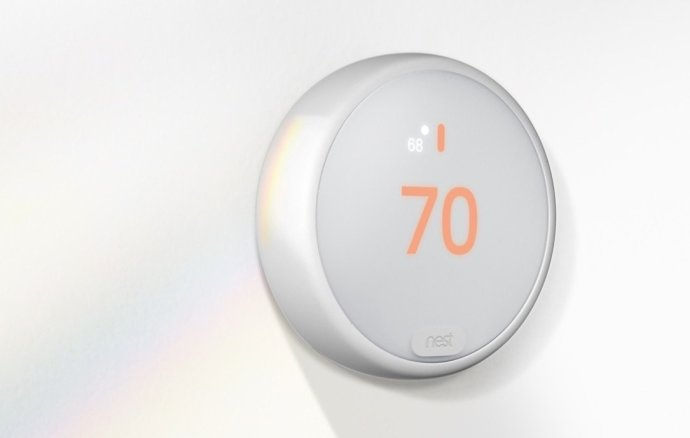 Nest Thermostat E Header