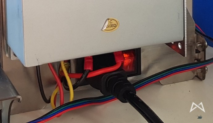 Netzteil 3d Drucker