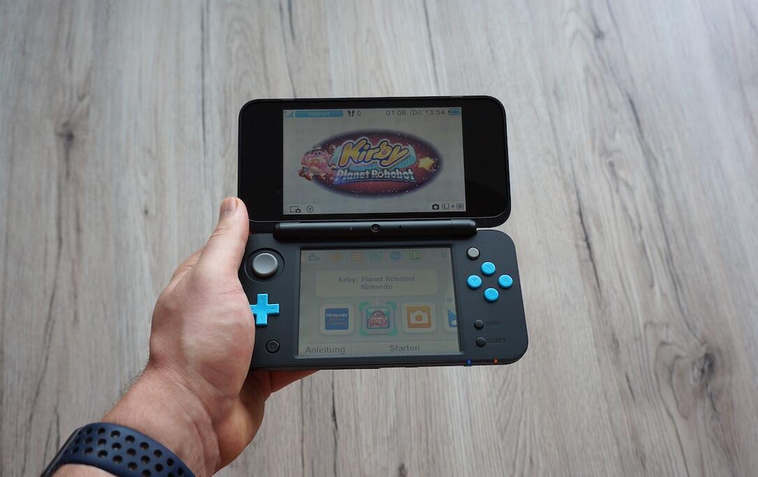 New Nintendo 2ds Xl Header
