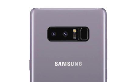 Samsung Galaxy Note 8 Dual Kamera