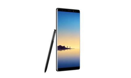 Samsung Galaxy Note 8 Header