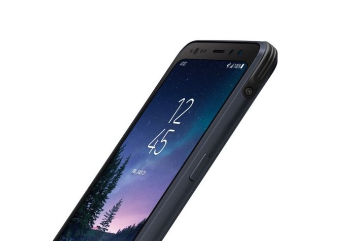 Samsung Galaxy S8 Active Header