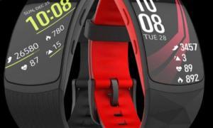 Samsung Gear Fit 2 Pro Leak1