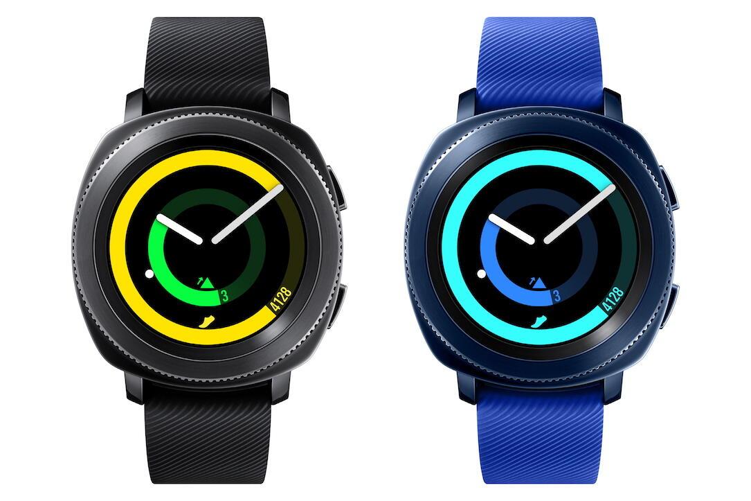 Samsung Gear Sport Uhr1