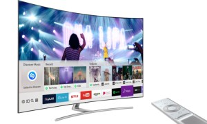 Samsung Smart Tv Shazam