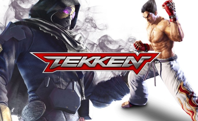 Tekken Mobile Header