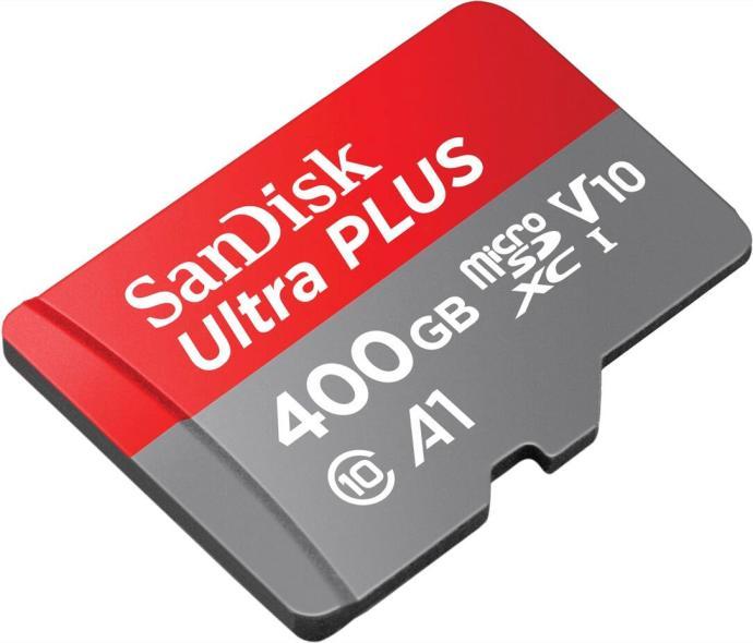 Ultraplus Microsd 400gb