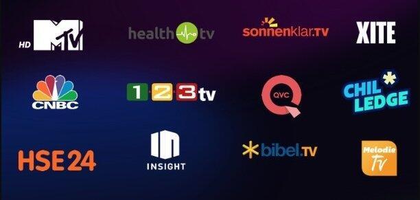 Waipu Tv 12 Sender