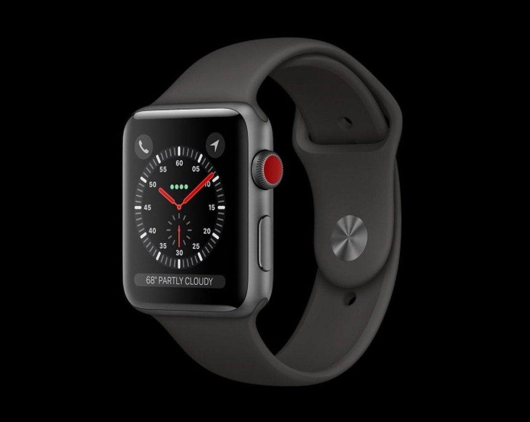 Apple Watch Series 3 Lte Header