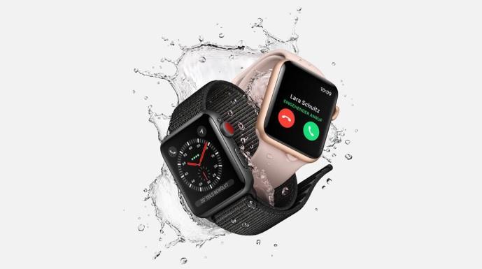 Apple Watch Series 3 Header