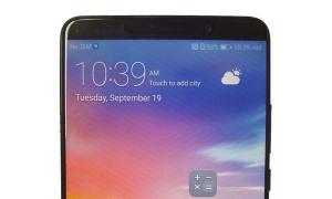 Huawei Mate 10 Leak Header