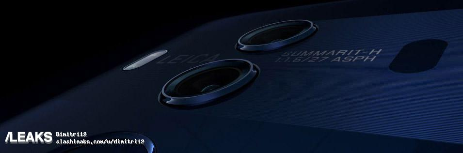 Huawei Mate 10 Pro Leak 2