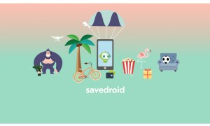 Savedroid Header