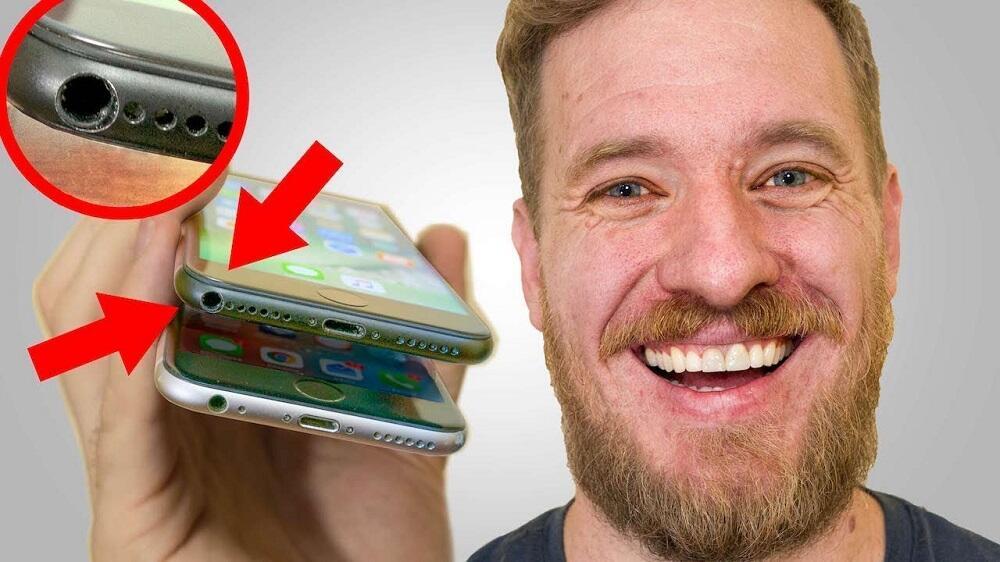 Scotty Allen Iphone 7 Headphonejack