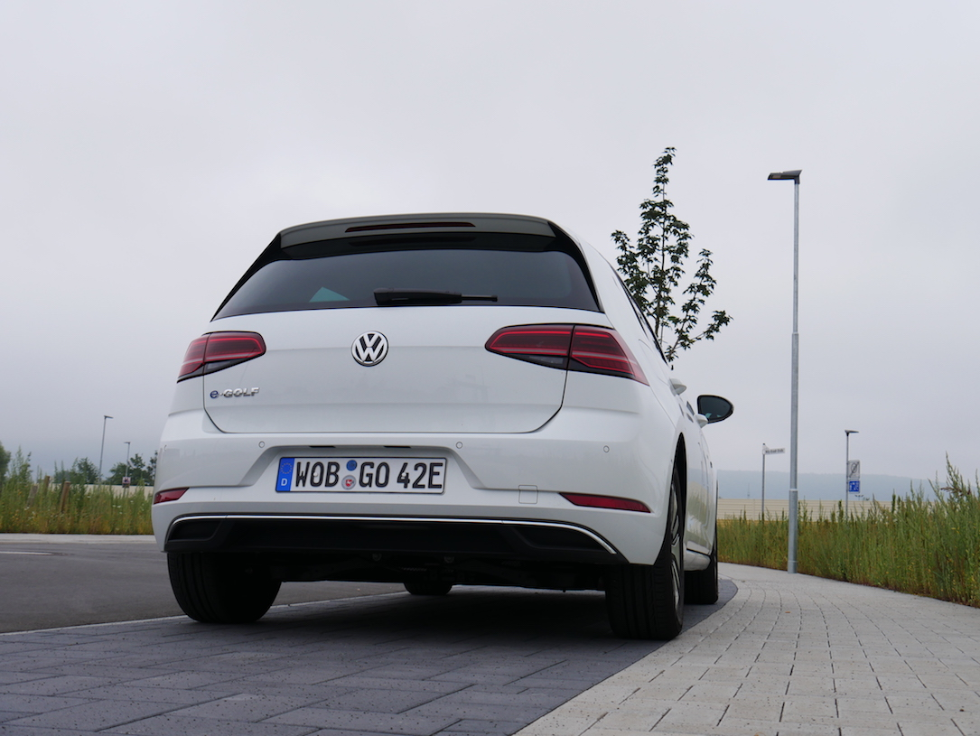 Vw E Golf Test4