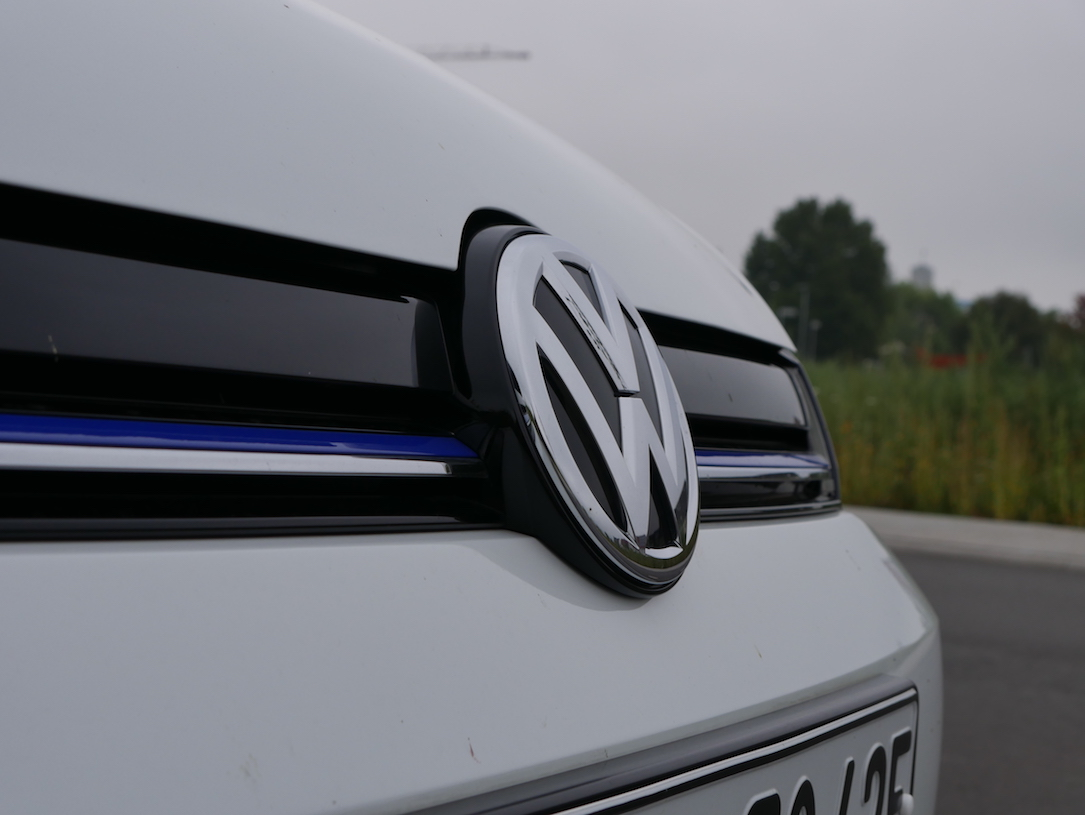 Vw E Golf Test7