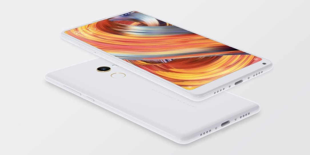 Xiaomi Mi Mix 2 Keramik