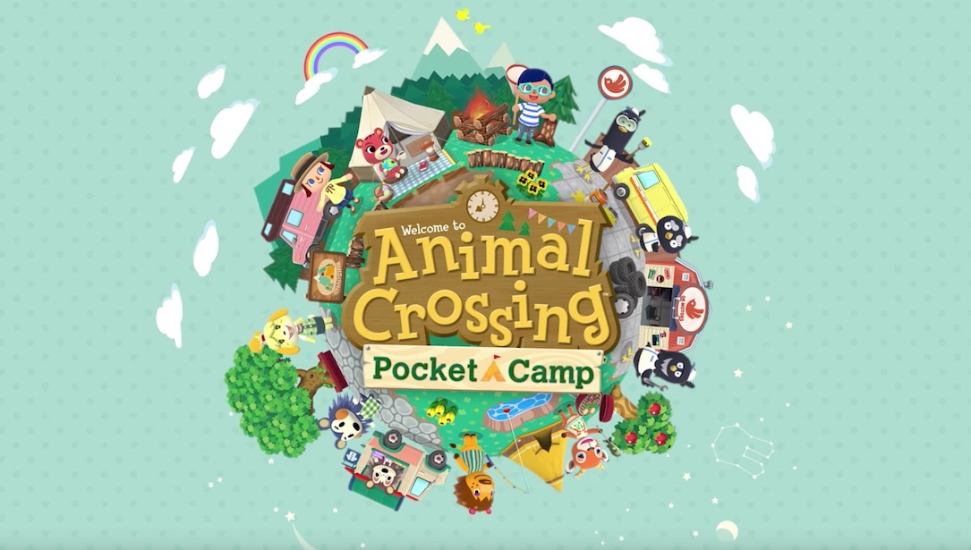 Animal Crossing Pocket Camp Header