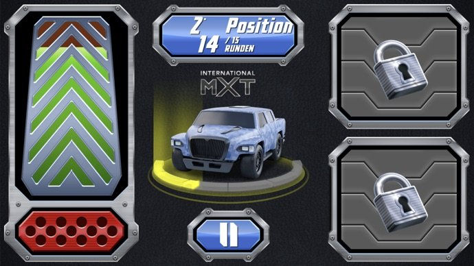Anki Overdrive Fast And Furious App Steuerung