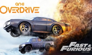 Anki Overdrive Fast & Furious Edition Key Art