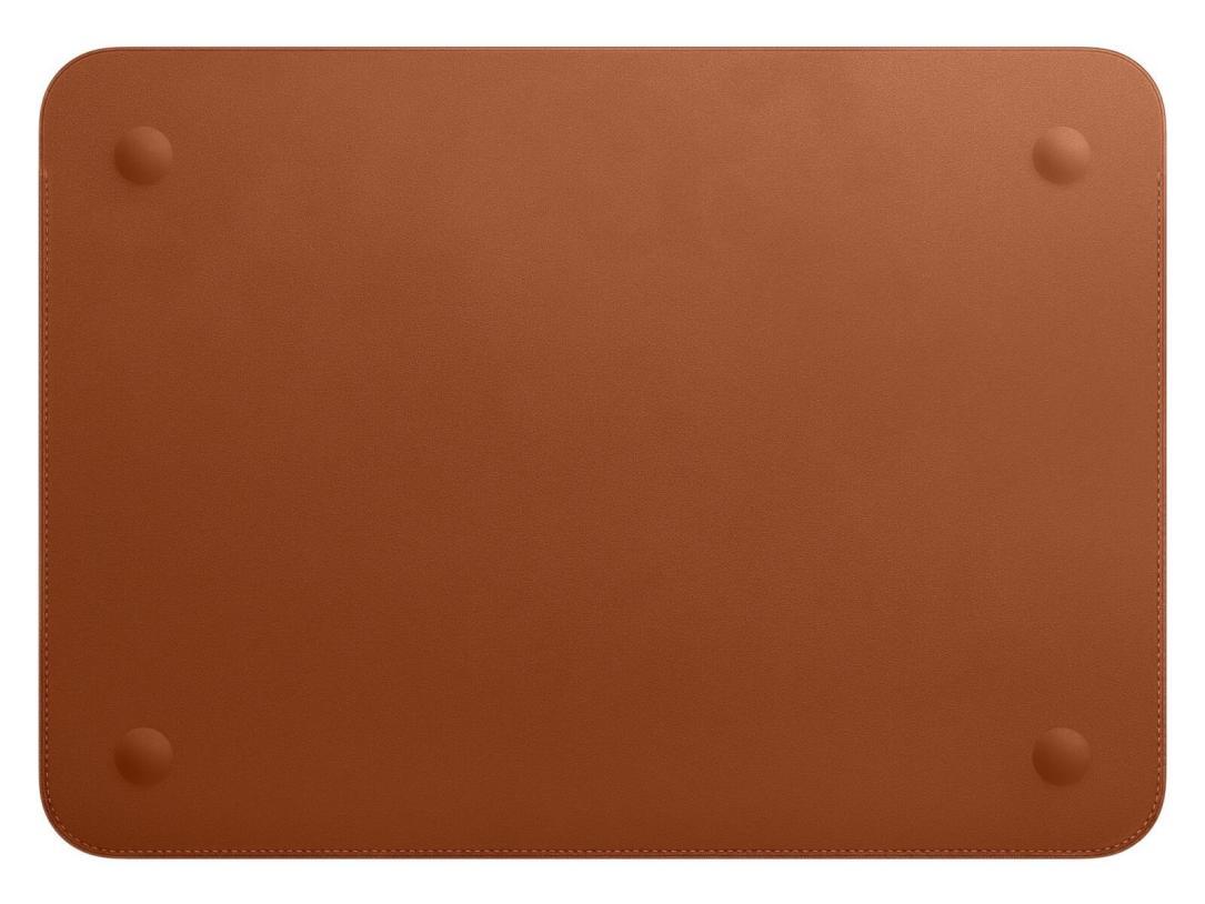 Apple Macbook Leder Case Braun