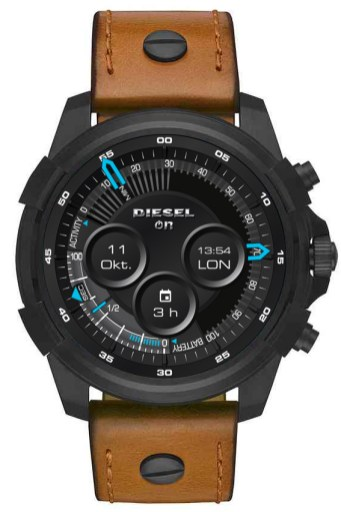 Dieselon Full Guard Watchface Tremor