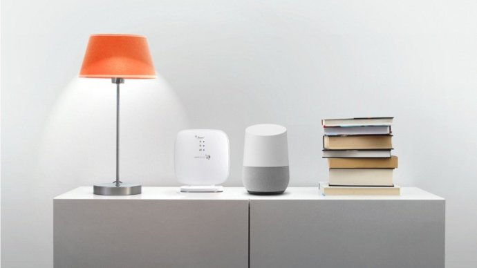 Gigaset Smart Home Und Google Assist