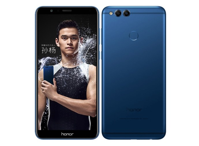 Honor 7x Header