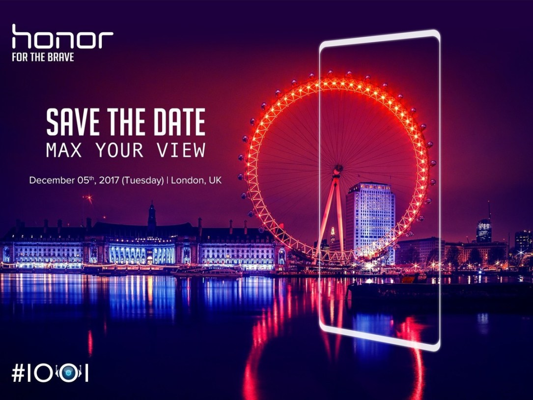 Honor 7x Teaser