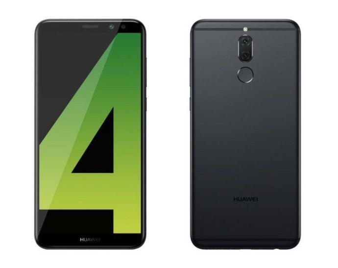 Huawei Mate 10 Lite Leak