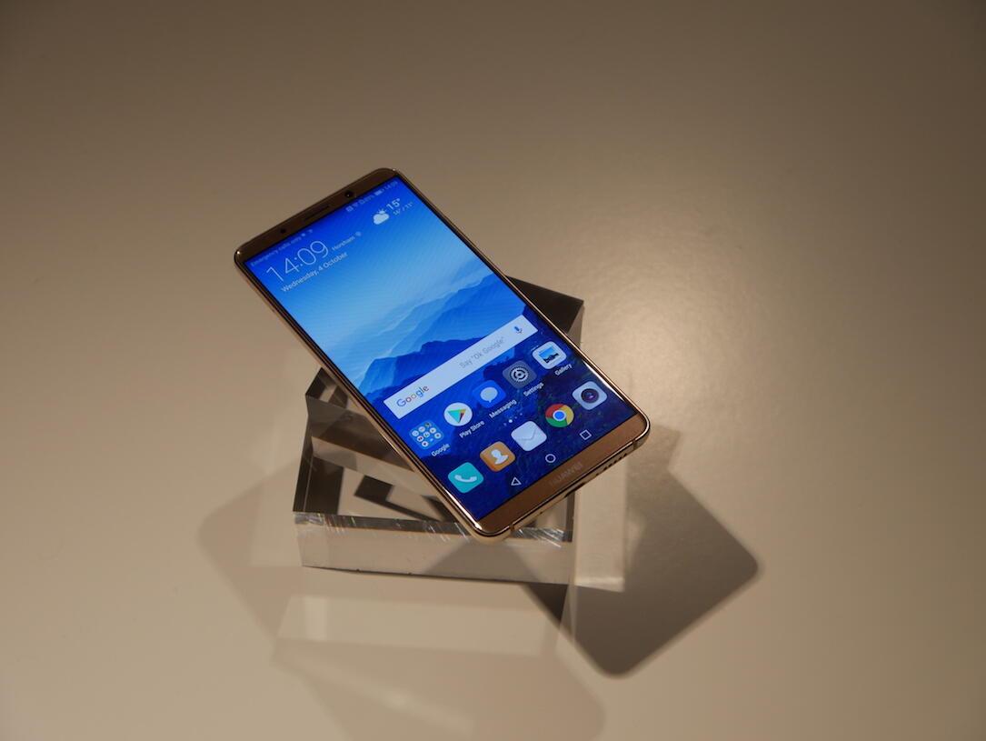 Huawei Mate 10 Pro Bild1