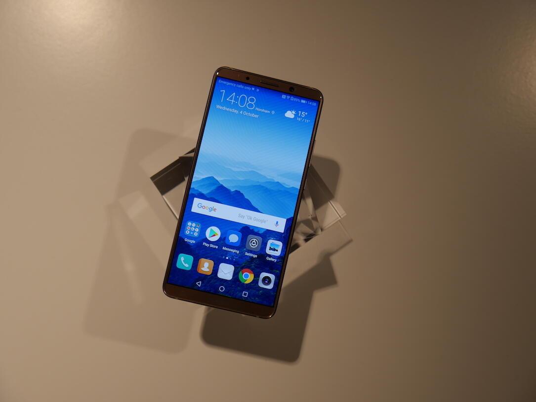 Huawei Mate 10 Pro Bild4