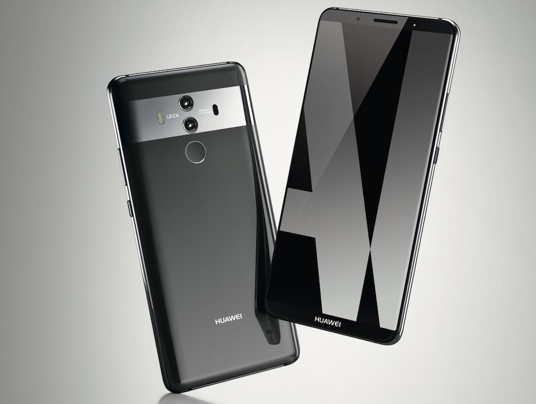 Huawei Mate 10 lite mit zwei Dual-Kameras: Release und Preis