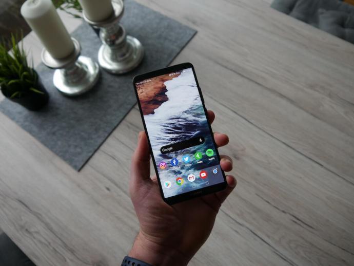 Huawei Mate 10 Pro Test2