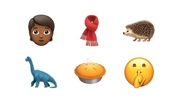 Ios 11 Emoji Neu