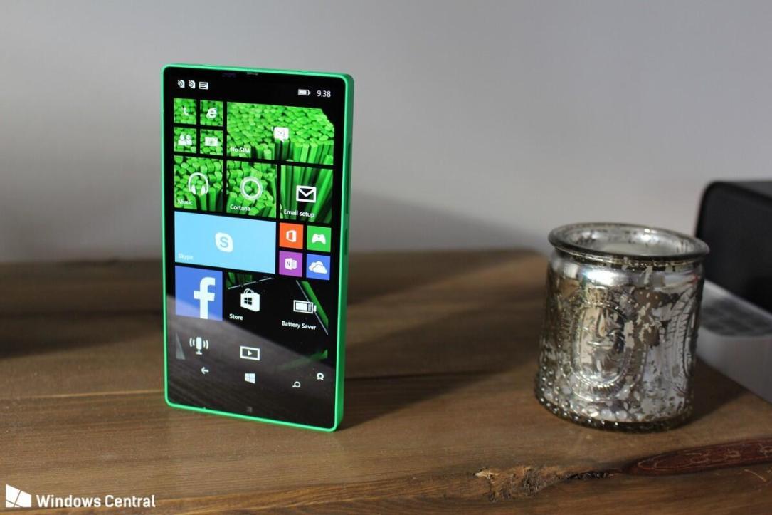 Lumia 435 Prototyp