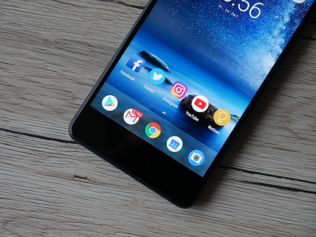 Nokia 8 Bild2