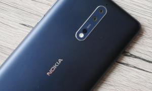 Nokia 8 Bild5