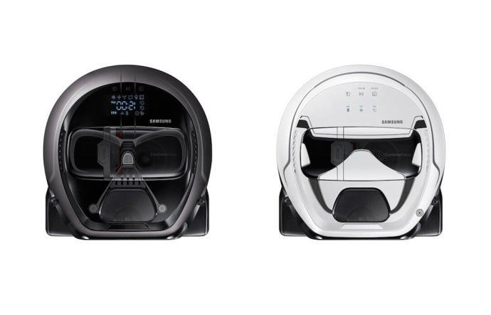 Samsung Star Wars Saugroboter